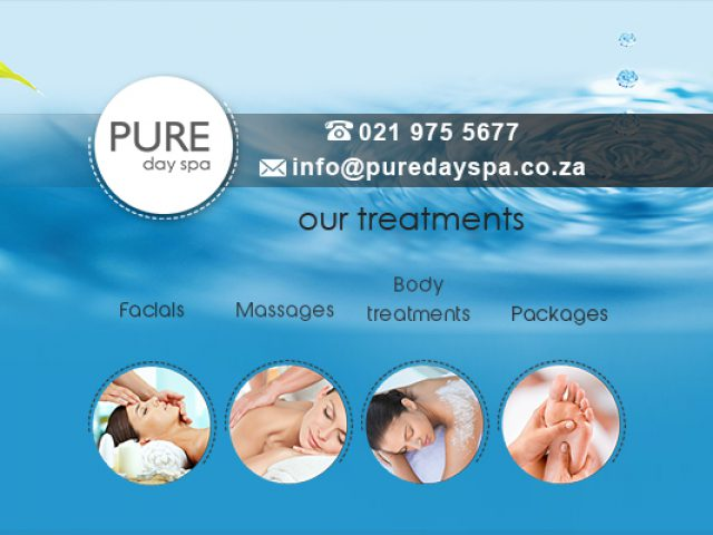 Pure Day Spa @ Ruslamere