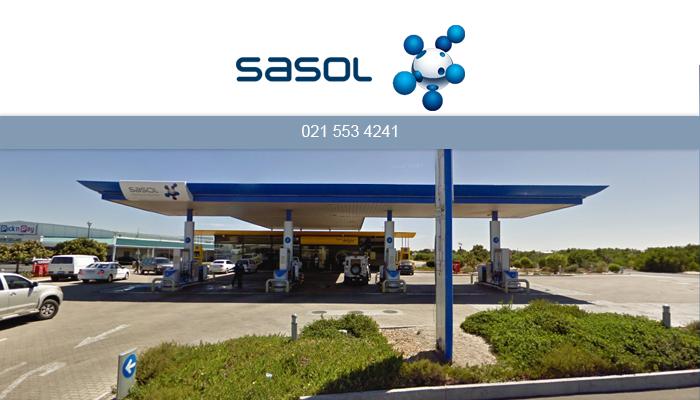 Sasol Melkbosstrand For Fuel And Basic Motor Services