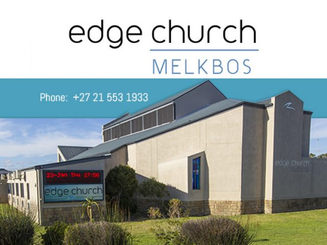 Edge Church Melkbos