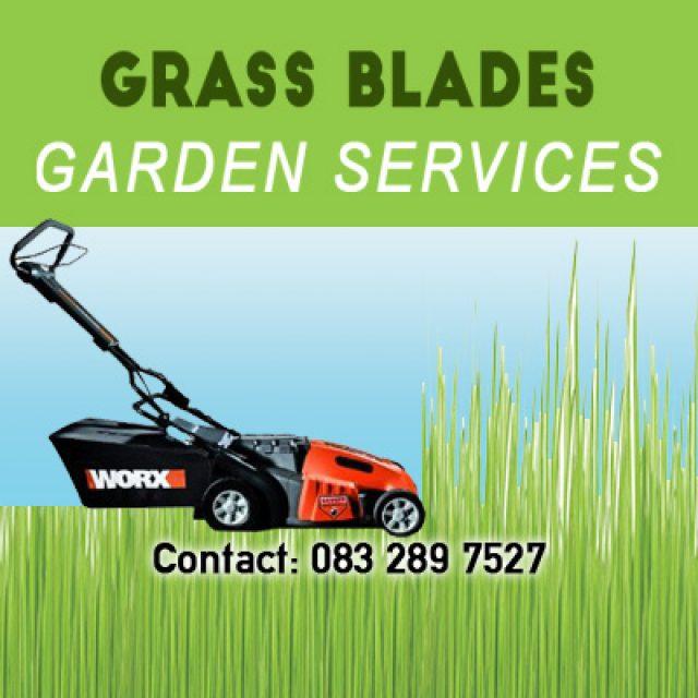 Grass Blades Garden Services