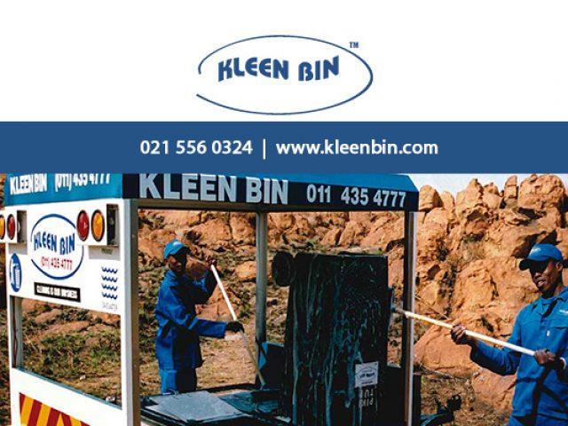 Kleen Bin Melkbos