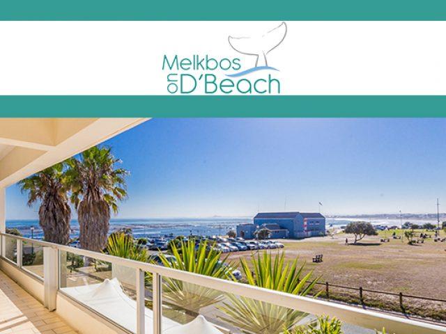 Melkbos on D'Beach