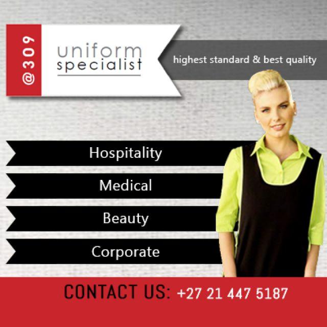 @309 Uniform Specialists