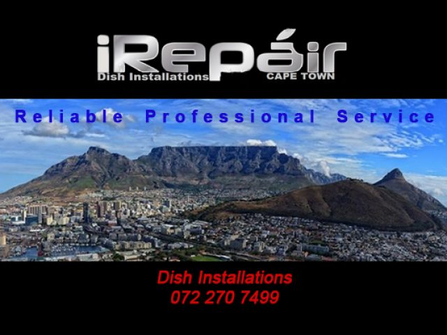 iRepair Dish Installations